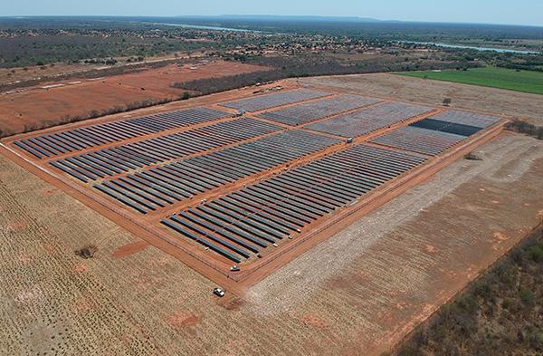 Fazenda Solar Libertas