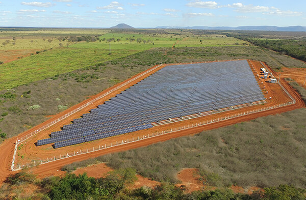 Fazenda Solar Cooperativa