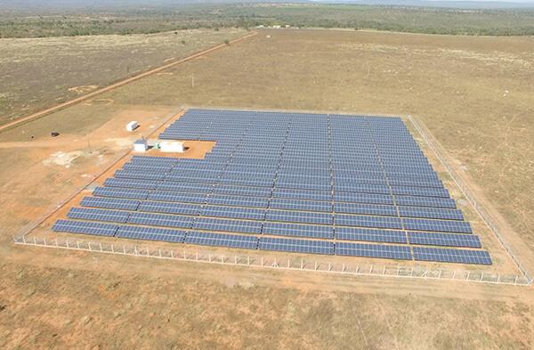 Fazenda Solar Inconfidentes