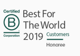 certificado best for customer
