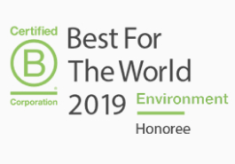 certificado best for environment